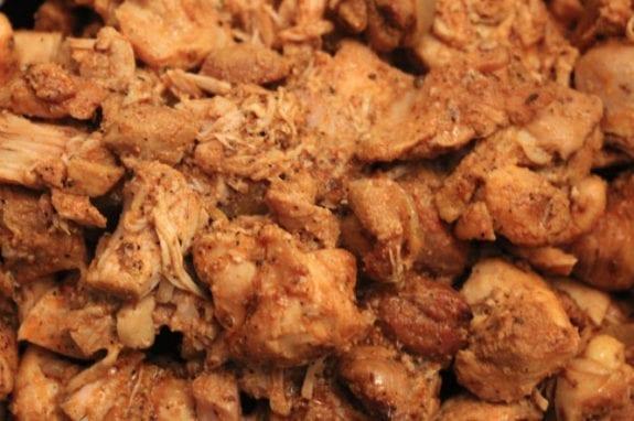 Kona Coffee Chicken